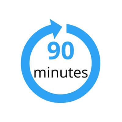 90 Minutes Icon